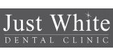 Just White logo