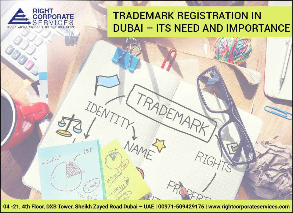 Trademark Registration in Dubai – Its Need and Importance