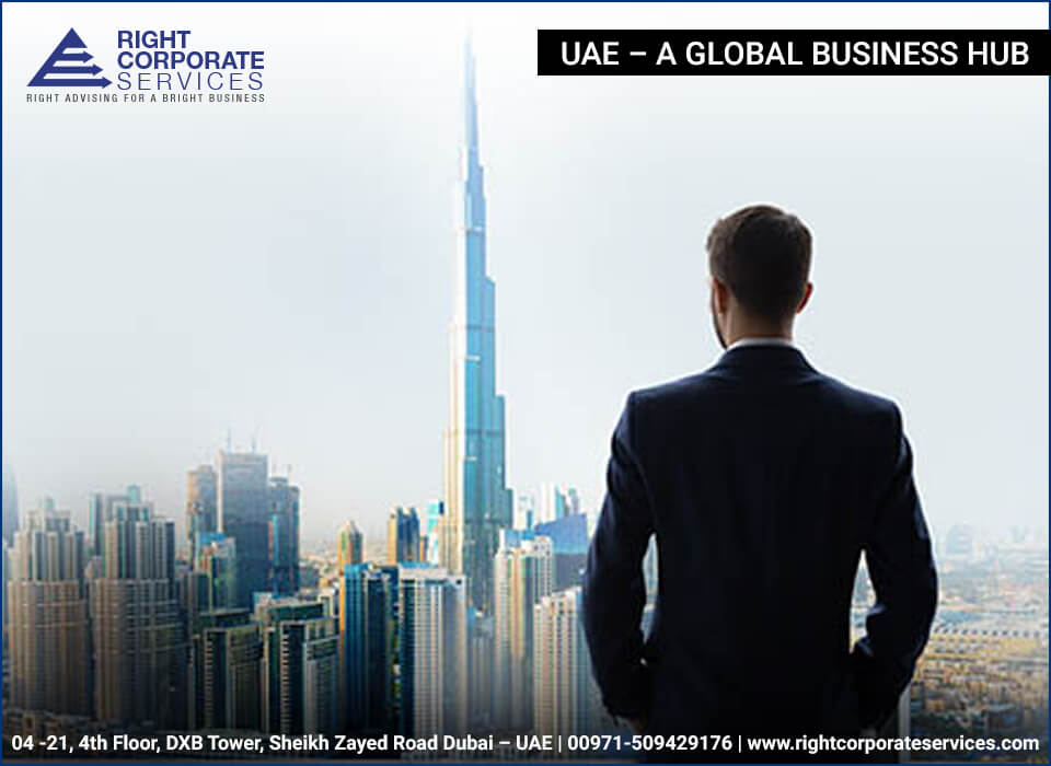 UAE – A Global Business Hub