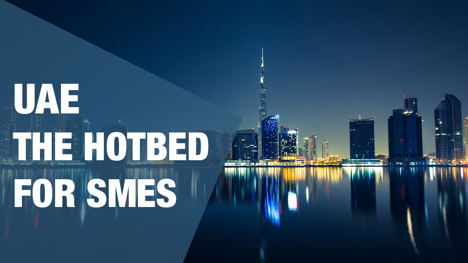 UAE – The Hotbed for SMEs