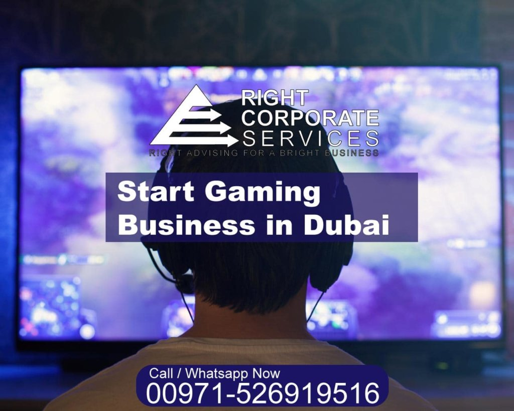Starting a Gaming Business in Dubai